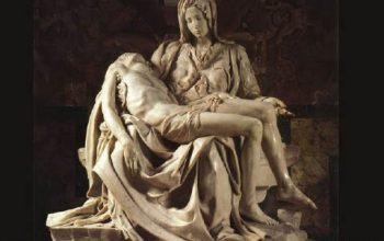 ПЬЕТА ( Оплакивание Христа ). Микеланжело 1499 г